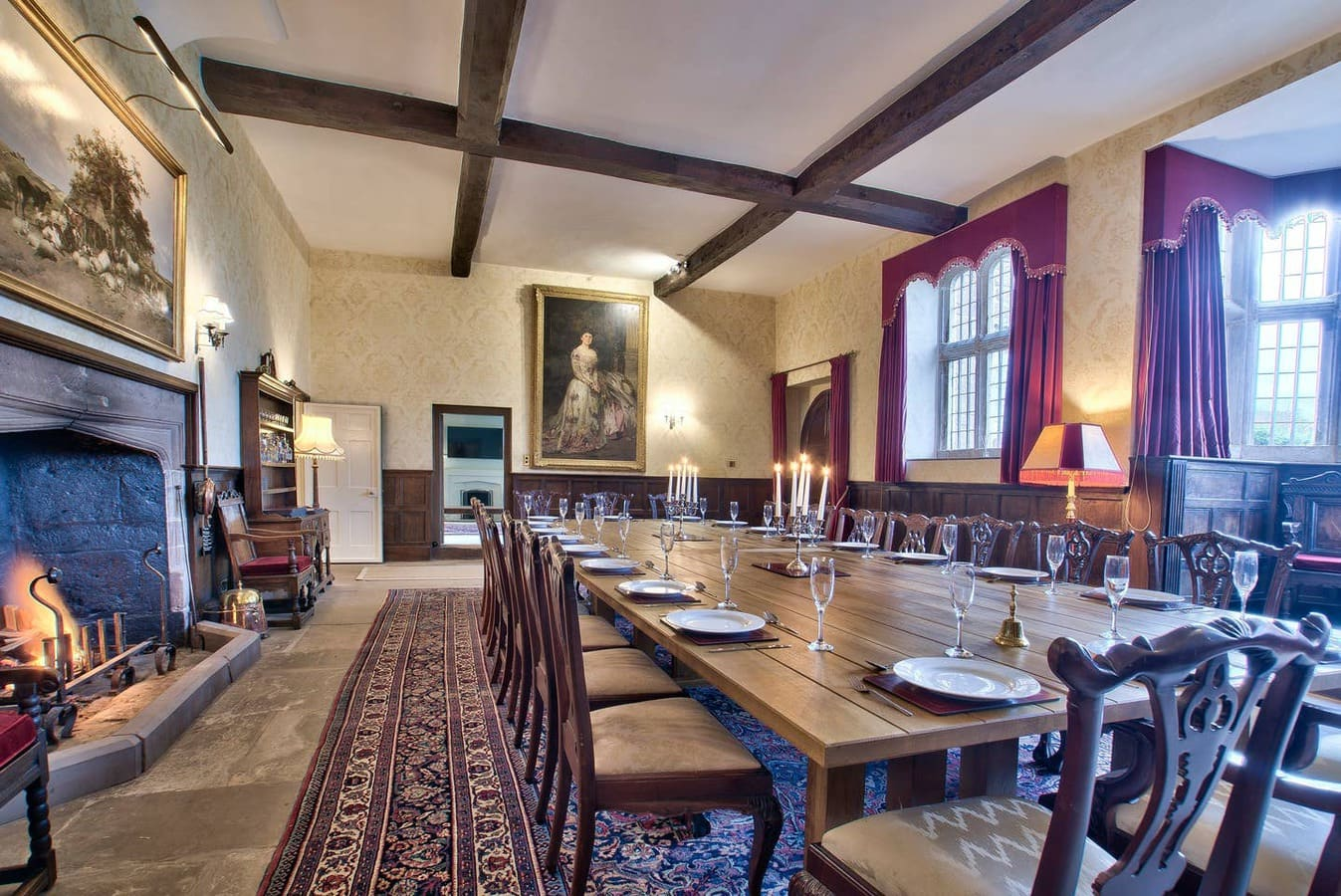 Fawley Court - Group Accommodation Hereford